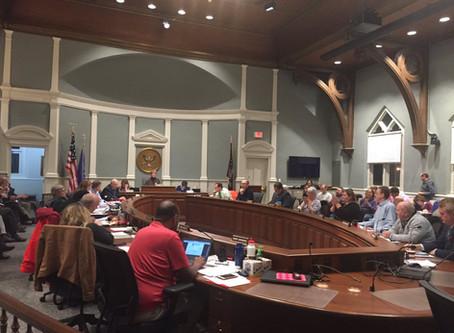 Highlights of January 7, 2020 Tompkins County Legislature Meeting
