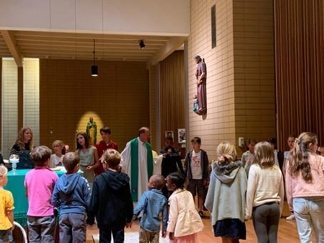 2º Dimanche du temps de l'Église Année Liturgique A
