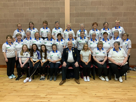 Monaghan Claim Ladies Shield