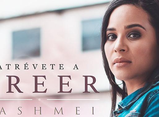 Jashmei canta «Atrévete a Creer»