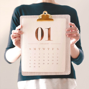 HOW TO ACTUALLY STICK TO YOUR RESOLUTIONS