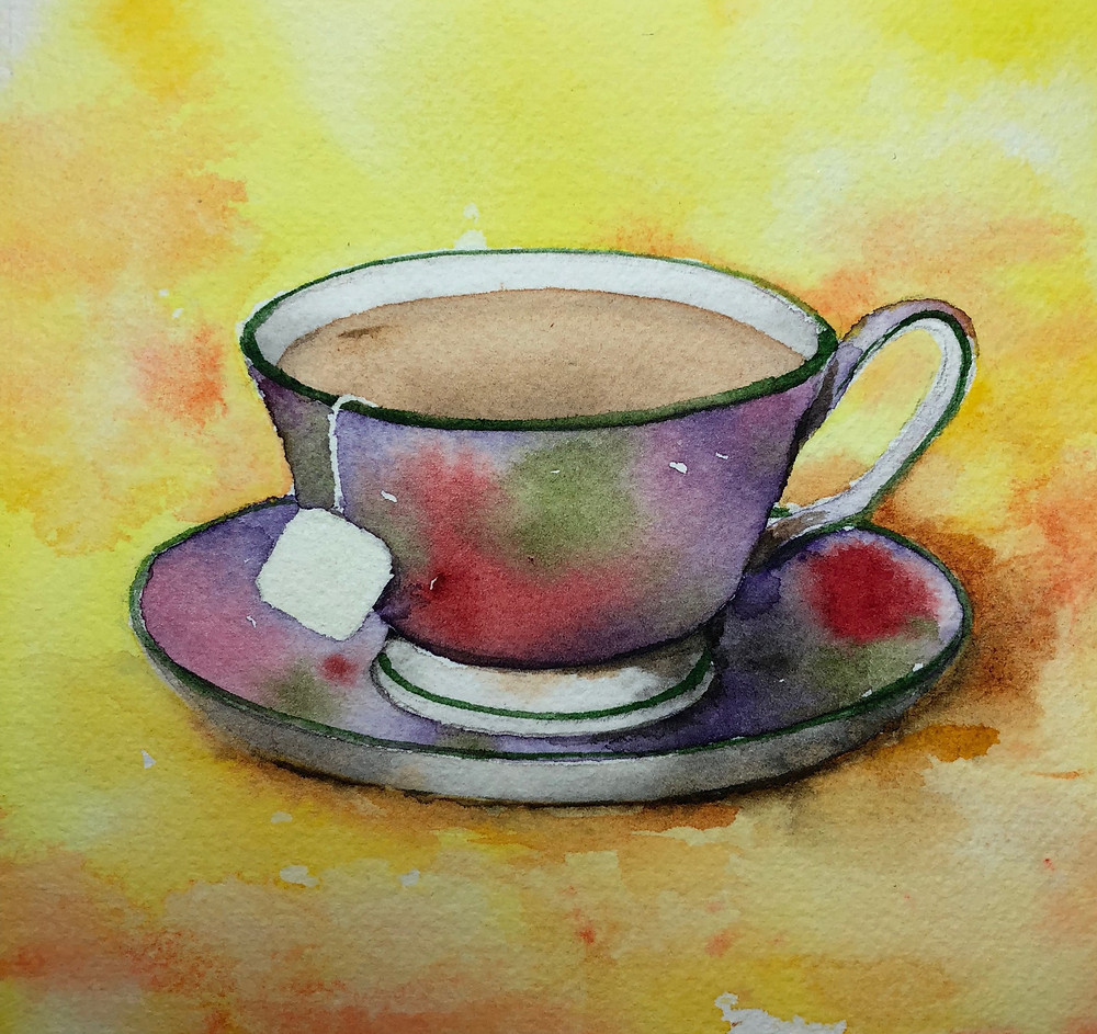 watercolor, 2018