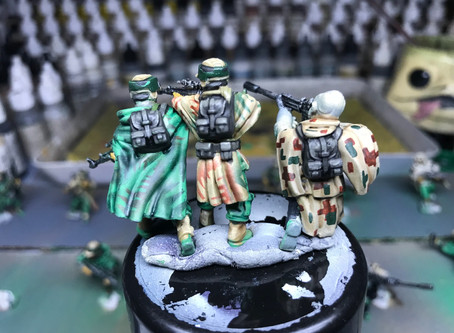 Sneak Peak Commandos