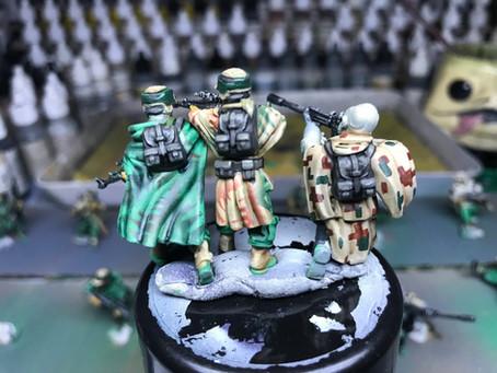 Sneak Peak Commandos