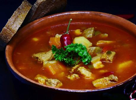 Suppenrezepte aus aller Welt