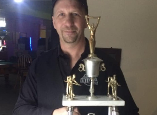 Leon Successfully Defends 2020 Maritime Open Snooker Crown Over Warner
