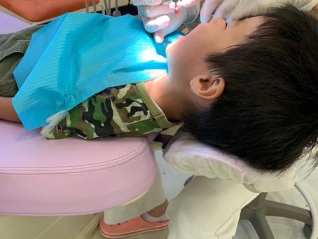 我が子の歯科デビュー🦷