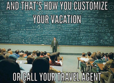 5 Myths About Using A Travel Agent