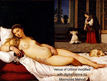 The Evolution of the Female Nude