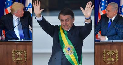 Impeachments de Trump (EUA) e Netanyahu (Israel) desmontariam governo Bolsonaro