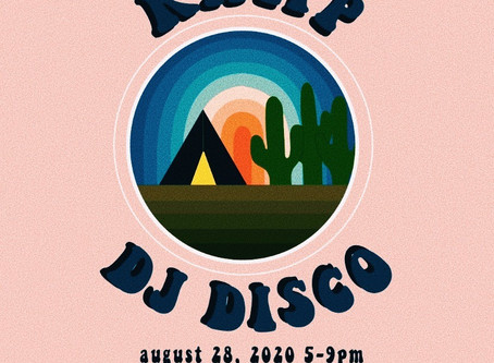 Welcome Back! - KAMP DJ Disco Event