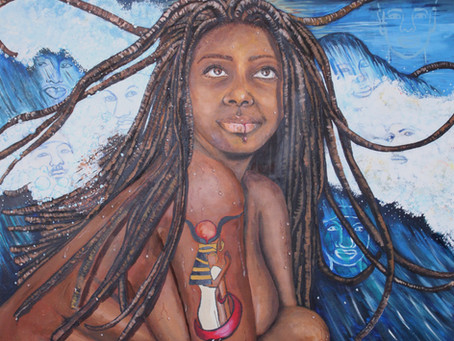 """""""Goddess of Love"""" by Unicia R. Buster"""