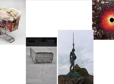 Year 5 Study 3D Sculptures