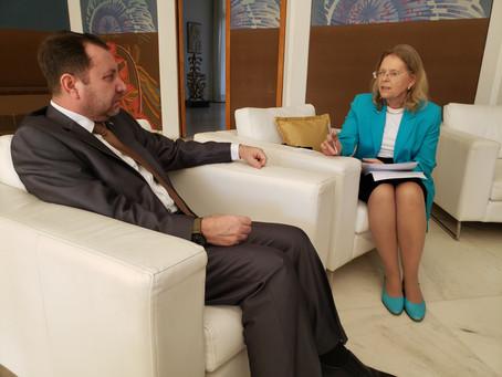Deputado David Soares preside o Grupo Brasil-Áustria para a 56ª Legislatura