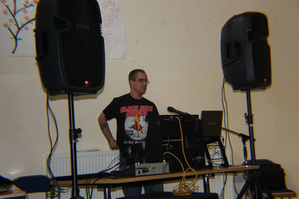 Robin Ellis, Sunday Rock Show, Crossfire Radio