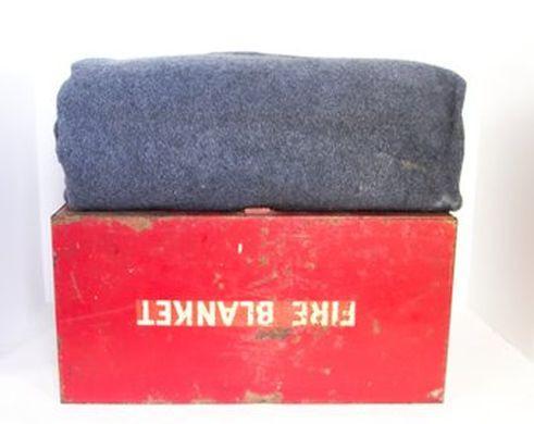 wool, blanket, fire retardant