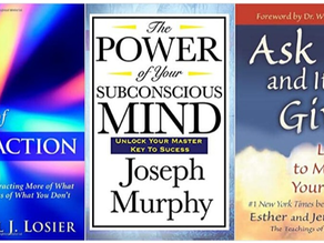 The 5 Best Beginner Law of Attraction Books