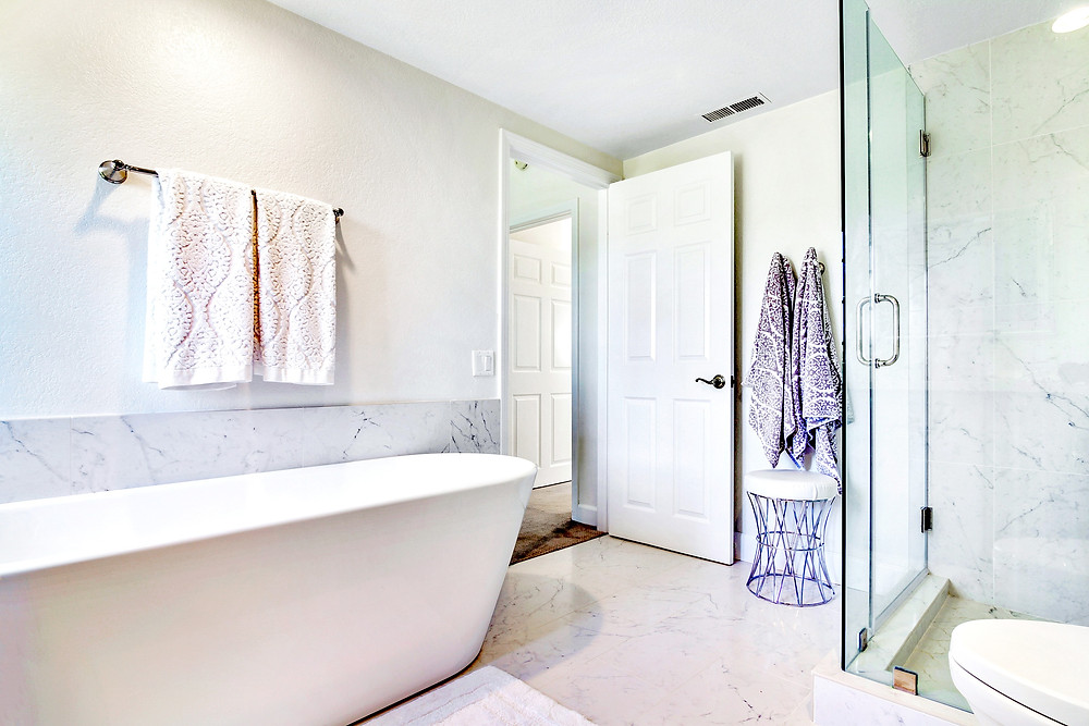 Soaking Tub Remodel Orange County