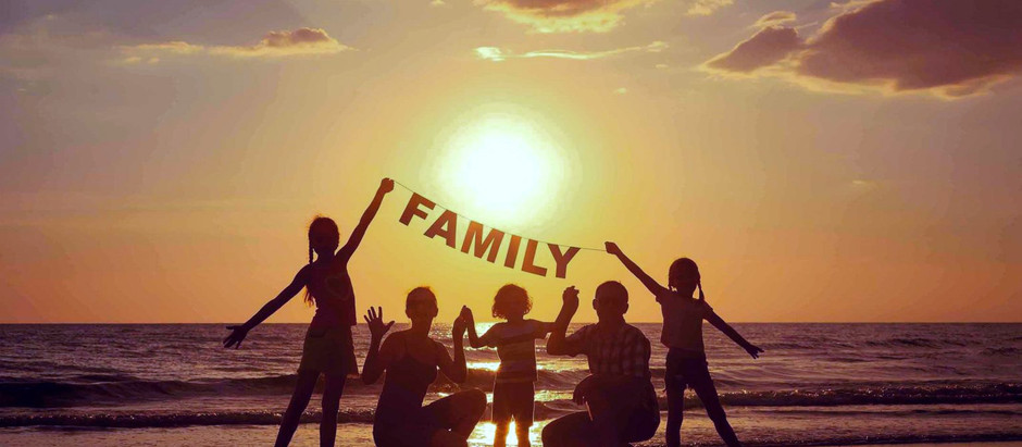 Family comes first ... ALWAYS!!