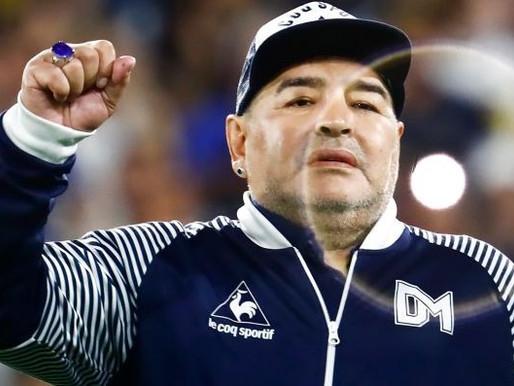 Conmoción mundial: Muere Diego Armando Maradona, el Barrilete Cósmico