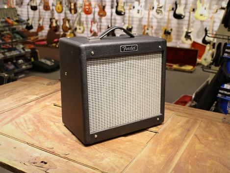 Begagnad Fender Pro Junior med weber element, 3999:-