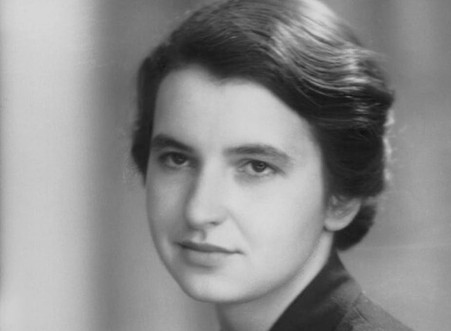 Pas si inaperçues - Rosalind Franklin