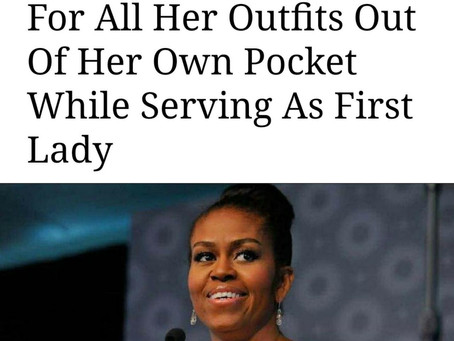 """""""Former First Lady Michelle Obama experienced immense criticism about absolutely anything!"""