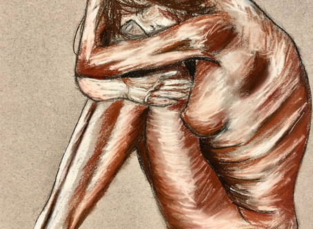 The Art of Figure Drawing at Miami University (WARNING: Contains Graphic Content)