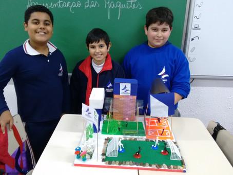 """Projeto """"Nossa Escola"""" - pesquisa e aprendizado"""