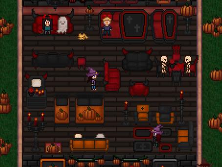 Halloween Comes To Main Street