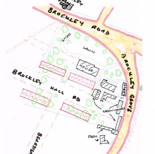 Brockley's Big House