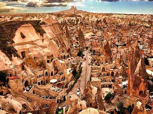 Lugares para visitar en Capadocia en 2 días