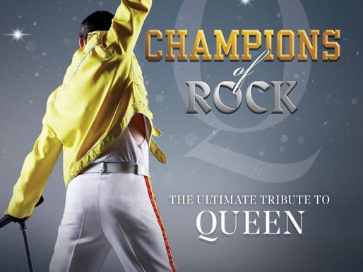 """Majesty Queen Tribute"" Performed At Lanark Memorial Hall(15.3.19)"