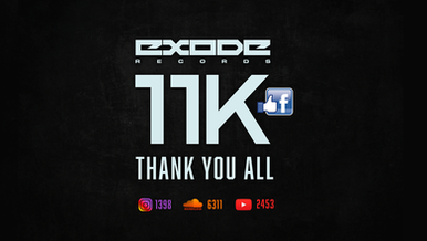 11000 Followers on Facebook