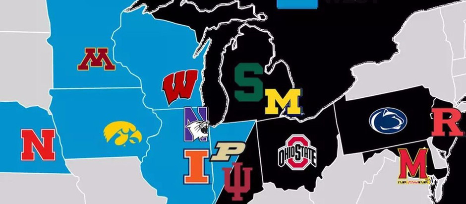 Predictions for Each Big 10 Football Game