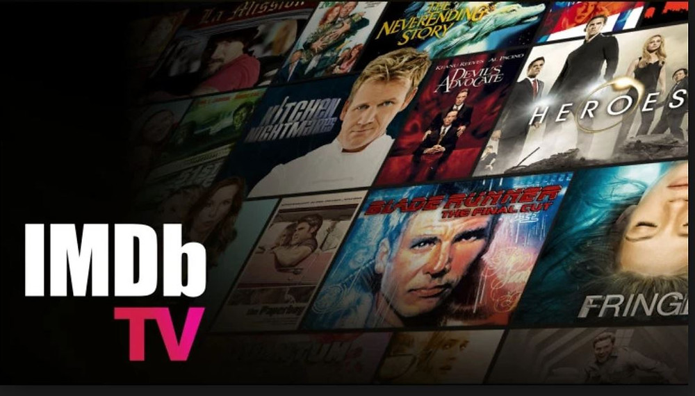IMDb  TV Great Free Ad Supported CTV | OTT content
