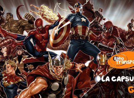 La Capsule Geek - Marvel