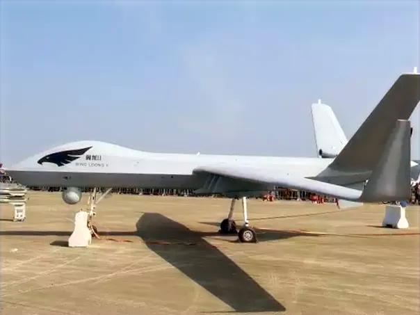 Drone chino capaz de detectar tifones antes de que se formen
