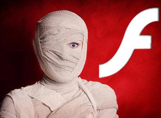 Seu site é em Flash? Saiba que sua visibilidade será quase ZERO em 2020.