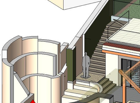 Staircase and Pool Visualisation Using CAD Works Wonders