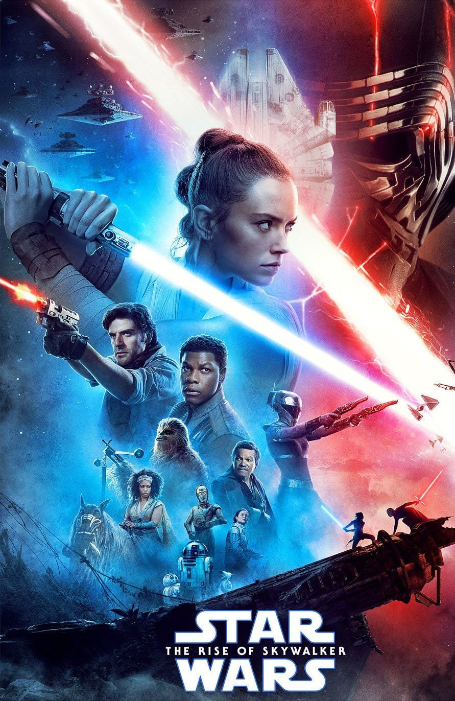 The Rise of Skywalker Promo Poster | Lucasfilm