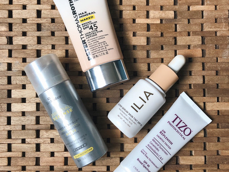 Tinted Mineral SPF Review