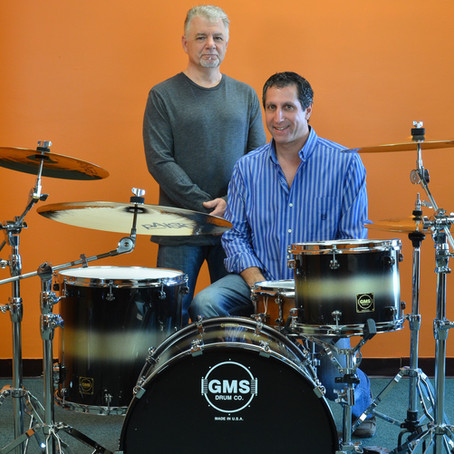 EP 56 - The History of GMS Drums with Tony Gallino and Rob Mazzella
