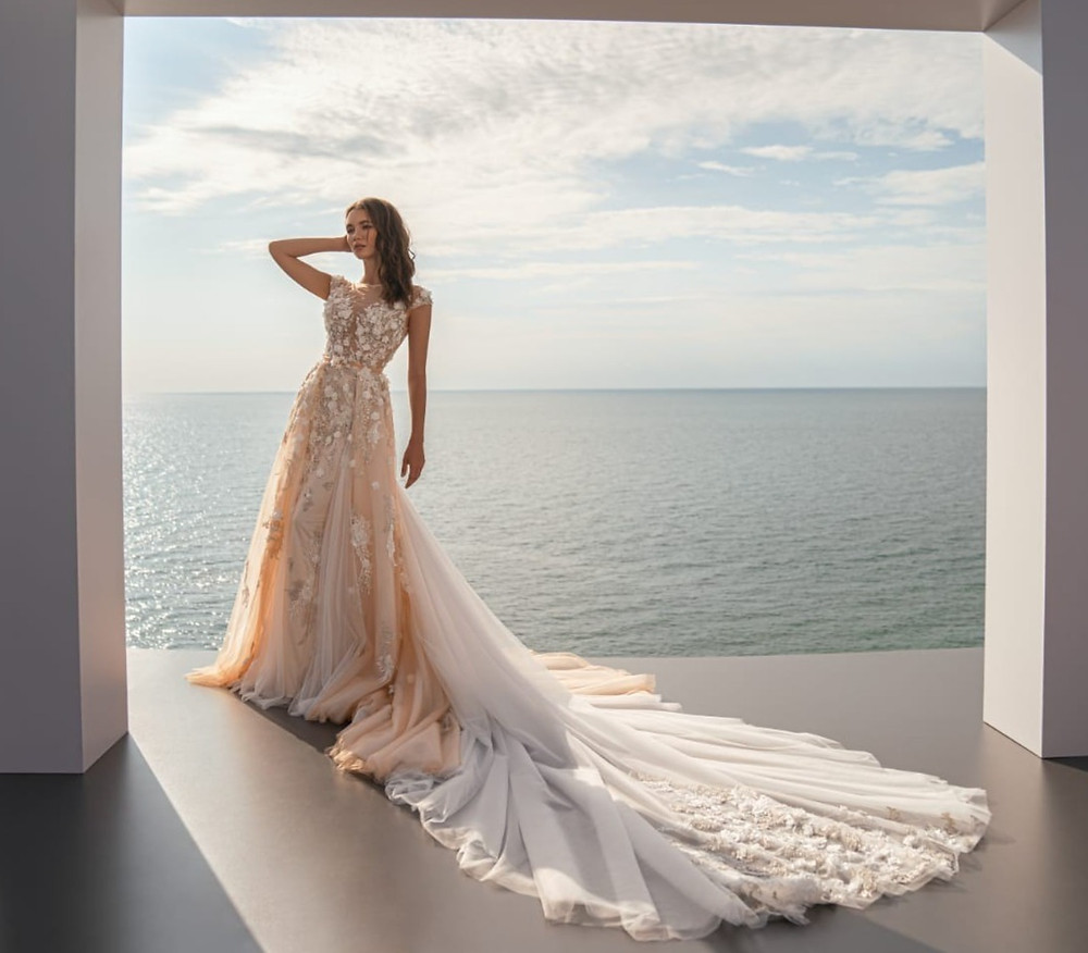 rochii de mireasa tip A, rochii de mireasa sirena