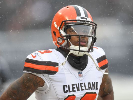 Corey Coleman traded to the Buffalo Bills