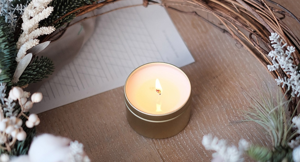 How to avoid soy candles from tunneling