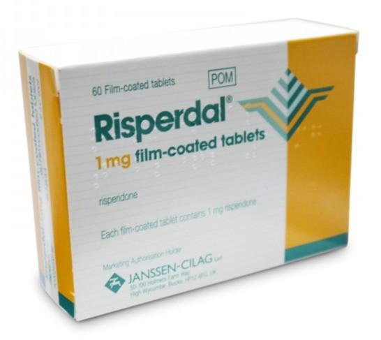 Risperdal, Janssen Pharmaceuticals