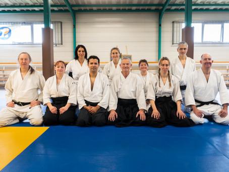 Rassemblement national Aikido UFOLEP
