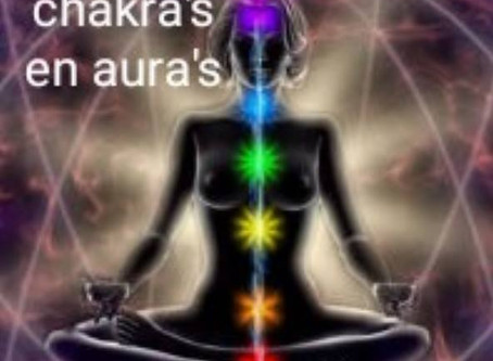 chakra's en aura's