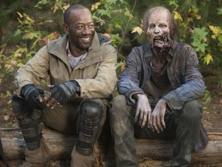 It is you who are the zombies, we are the Walking Dead
